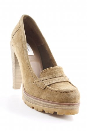 Stradivarius High Heels mehrfarbig Country-Look