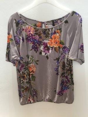 *Stradivarius* Hübsche Bluse mit Blumenmuster