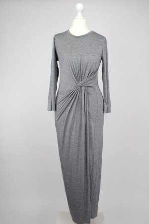 stradivarius Kleid grau Größe M 1711200060372