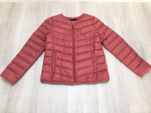 Stradivarius Down Jacket pink