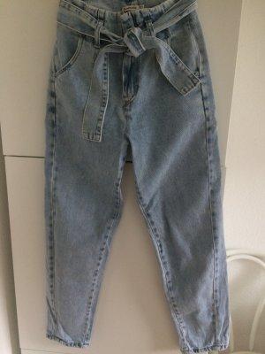 Stradivarus Paper Bag Jeans