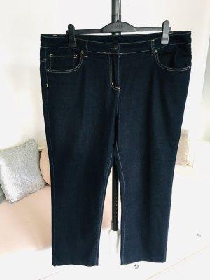 Straight Jeans Gr. 50 - denimblue