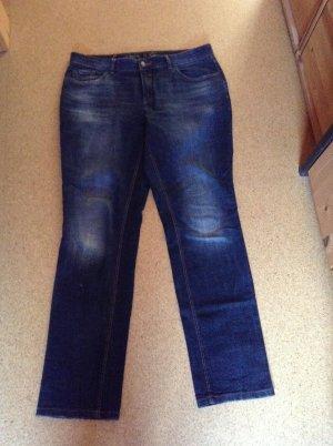 Straight Jeans in Langgröße