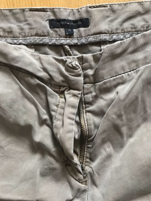 Tommy Hilfiger Chinos sand brown cotton