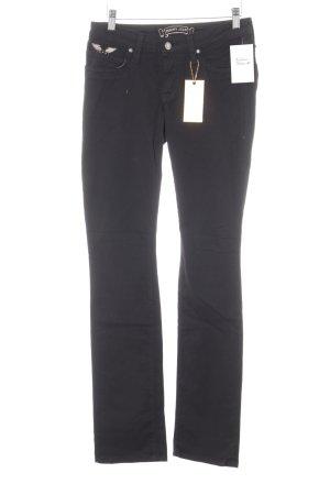 Straight-Leg Jeans mehrfarbig Casual-Look