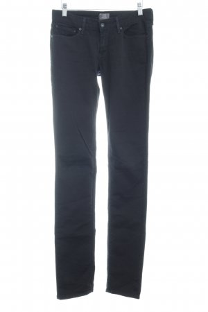Straight-Leg Jeans schwarz Casual-Look
