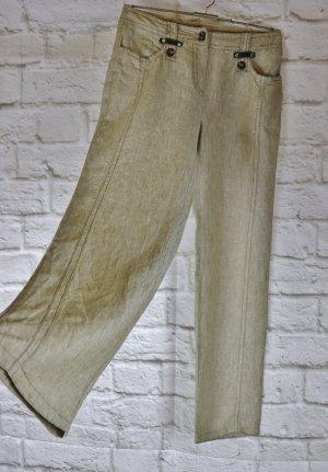 Bonita Linen Pants multicolored linen