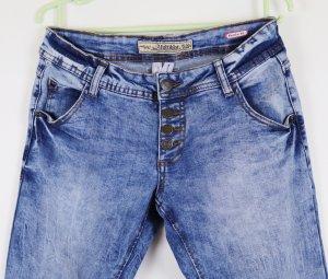Multiblu Jeans stretch multicolore