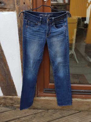 Straight Super Stretch Jeans Gr. 38 L 34