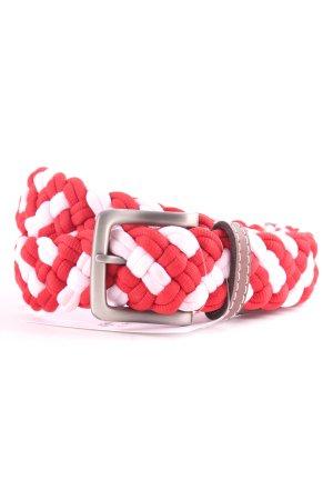 Stramici Braided Belt multicolored casual look