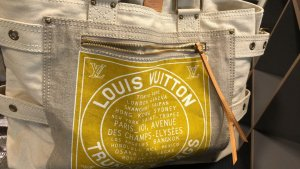 Strand bag Louis Vuitton
