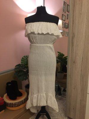 Strand Kleid weiß Gr 36-38