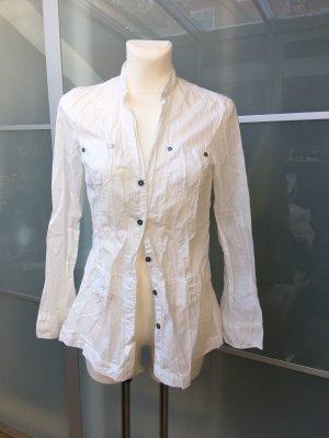 Esprit Camicetta lunga bianco