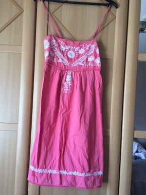 Accessorize Vestido playero rosa neón-rosa