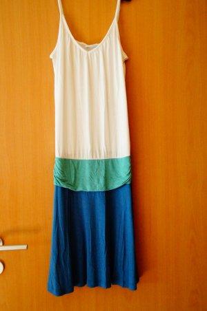 Strandkleid|Blau|Türkis|XS 32