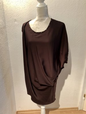 Calzedonia Vestido playero marrón oscuro