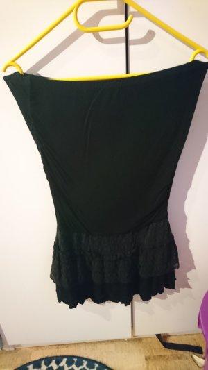 strandkleid in schwarz