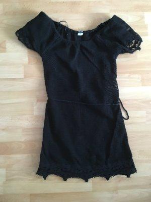 Strandkleid in schwarz von Calzedonia