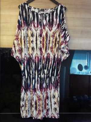 Strandkleid Kleid Lascana bunt Gr. 36