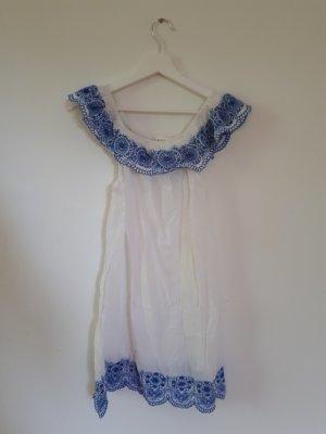 Accessorize Off-The-Shoulder Dress white