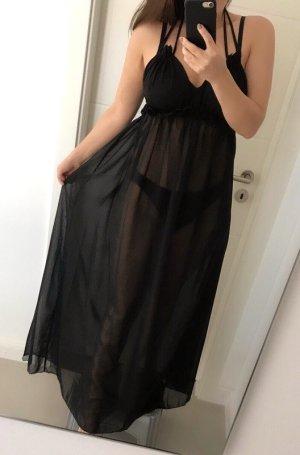 Strandkleid schwarz Gr.M