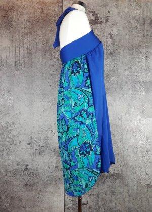 Beach Dress neon blue-turquoise