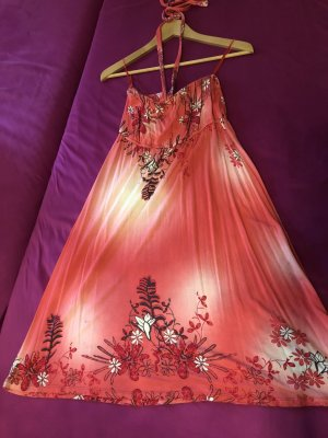 Colours of the World Beach Dress pink