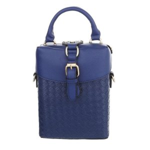 Pouch Bag blue synthetic