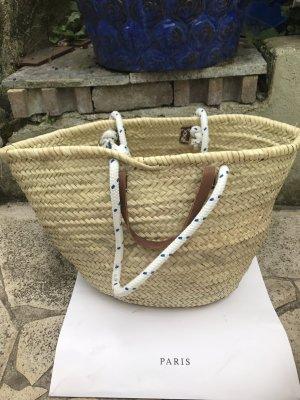 Strandtasche Korb aus Frankreich Groß