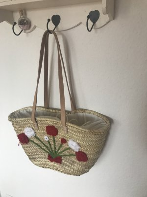 Basket Bag cream