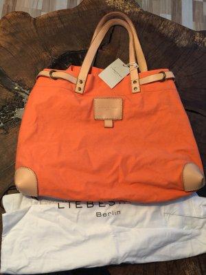 Liebeskind Berlin Shopper orange-beige