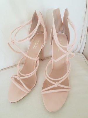 strappy Heels rosé