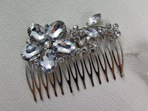 Accessorio per capelli argento Materiale sintetico