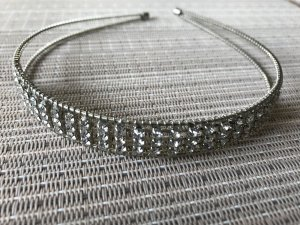 STRASS * STATEMENT Haarreif * funkelt schön * Bijou Brigitte * NEU * Diadem * Kommunion * Hochzeit * Cocktail Party * Ball * Bling Bling