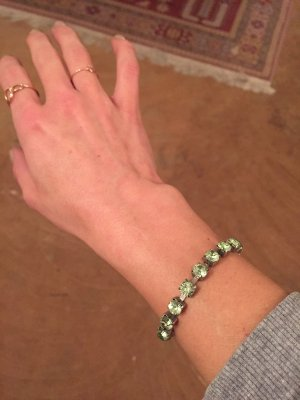 Strass Stein Bracelet
