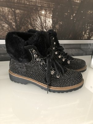 Strass Winter Boots