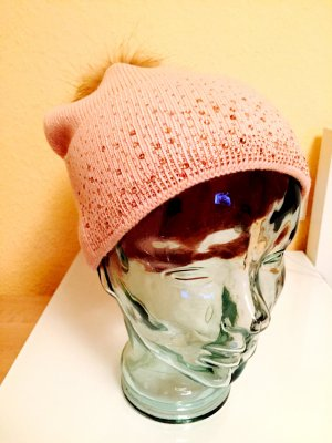 Cappellino rosa