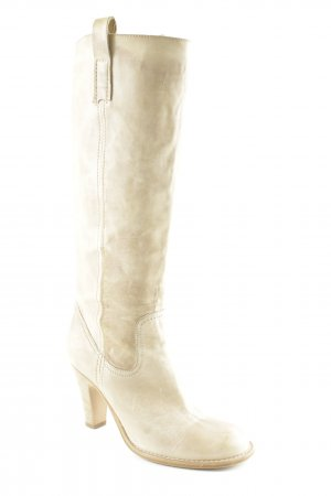 "Strategia Absatz Stiefel ""Dive Steppa"" beige"