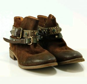 Strategia JFK Boots Stiefel Stiefelette Mexicana/ Airstep Style