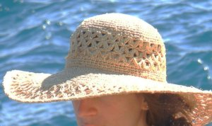 Billabong Straw Hat sand brown