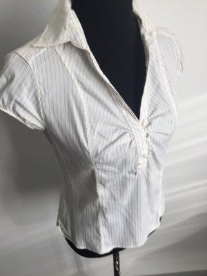 Strech-Bluse Basic-Teil für den Sommer 38/40