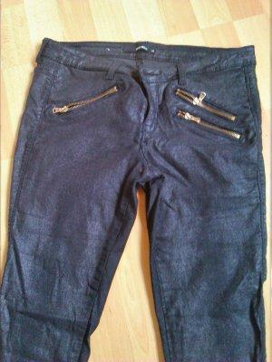 Strech jeans Schwarz