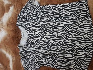 Strech Shirt mit Zebralook