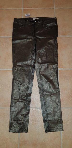 Blue Motion Pantalon argenté-gris anthracite