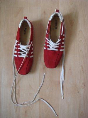 Street Life Creative Design Sportschuhe Sneaker 39 rot weiß - einzigartig