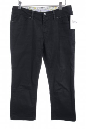 "Street One 3/4 Length Trousers ""Sady 3/4"" black"