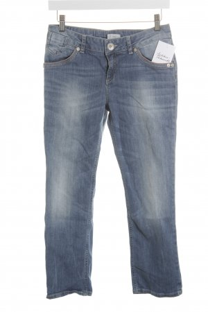 Street One 3/4 Jeans blau Casual-Look