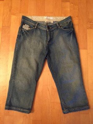 Street One 3/4 Jeans Capri Bermuda W31 bzw. Gr. 40 Blau Neu