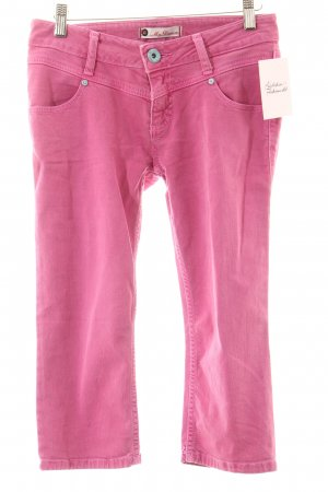 Street One 3/4 Jeans rosa Casual-Look