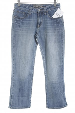 """Street One 3/4-jeans """"Vivica"""" blauw"""